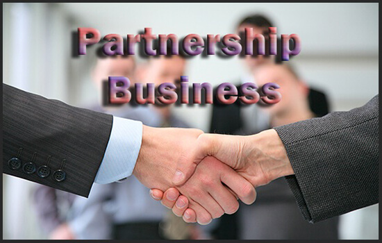 partnership registration